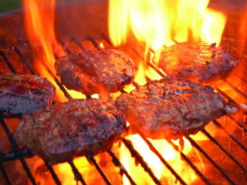 Flame Broiled Goodness